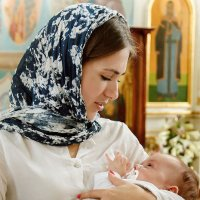 Таинство крещения :: Анна Хотылева
