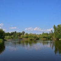 Река Шегультан. :: Наталья