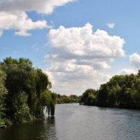 Река Саксагань :: Владимир Бровко