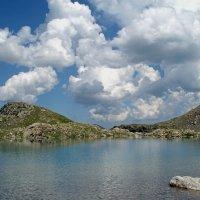 Облака над Софийским озером :: Владимир Лебедев