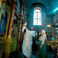 Таинство крещения :: Альберт Ханбиков