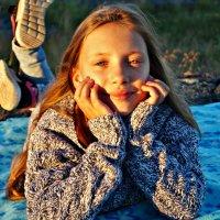 моя маленькая леди-модель :: Валерия Воронова