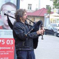 Уличный музыкант :: Александр Качалин