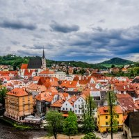 Чехия,Крумлов(маленькая сказка). :: Rassol Risk
