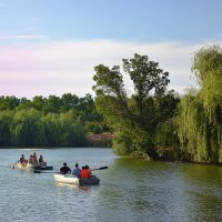На озере :: Вячеслав Платонов