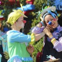 Ах,эти  клоуны ! :: михаил пасеков