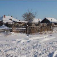 Зима в деревне :: Александр Максимов