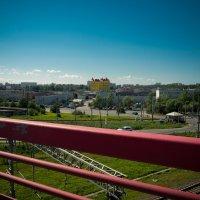 Обнаружен Замок! Вид с КАДА :: Юрий Плеханов