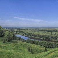 Вид с Лысой горы :: Сергей Цветков