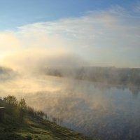 Туман над Сухоной :: Р о м a н