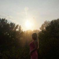 Богиня с неба :: Анна Гарманова