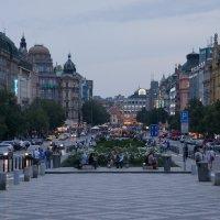 Прогулки по ночной Праге .. :: Алёна Савина