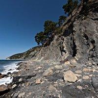 Небольшой камнепад :: Валерий Дворников