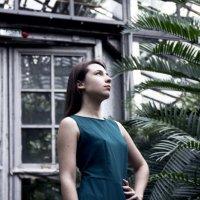 Тропическая девушка :: Вероника Князева
