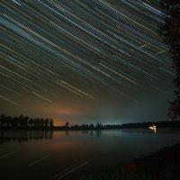 Звёздная ночь :: Алексей Астапенко
