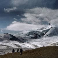у ледников :: Elena Wymann