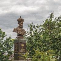 Памятник царю :: Сергей Цветков