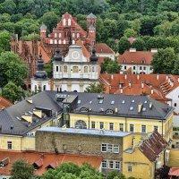 Вильнюс. Старый город :: Kliwo