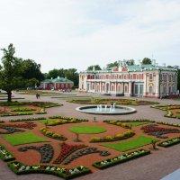 Екатеринентальский дворец (1718-27) - самый скромный из дворцов российских императоров :: Елена Павлова (Смолова)