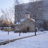 х. св.Трифона в Напрудном :: Анна Воробьева