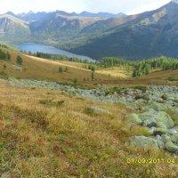 Красота гор :: Татьяна Татьянина