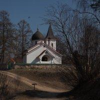 Весна в Бёхово :: Владимир Семёнов