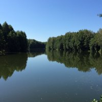 Озеро :: Валерия