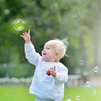 Дети - космос на Земле. :: Юлия Масликова