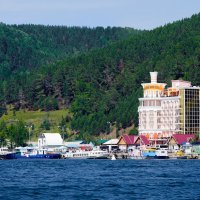 Маяк на Байкале :: Владимир Гришин