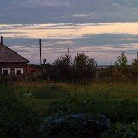 Спит деревня... :: Оксана Галлямова