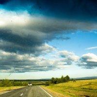 Дорога в облака :: Марина Кириллова