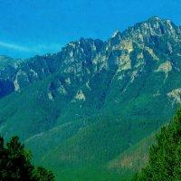 Баргузинский хребет :: Марина Кириллова