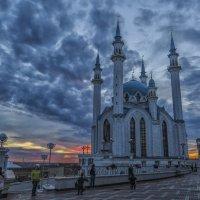 Успеть до захода солнца :: Сергей Цветков