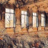 Бывшая школа, бывшая больница... :: Cerg Smith