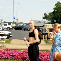 Настя Вядро в Нижнем Новгороде :: Андрей Головкин