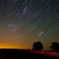 звёздный пейзаж :: Pavel Shardyko
