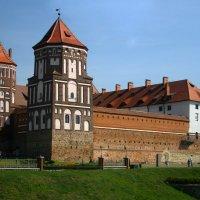 Башни Мирского замка :: lady-viola2014 -