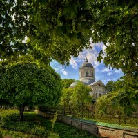 Церковь Иоанна Богослова :: Александр Бойко