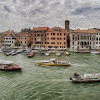 Венеция, Канал Гранде :: Виталий Авакян