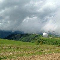 Специальная Астрофизическая Обсерватория :: Владимир Лебедев