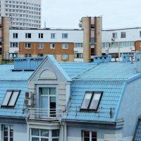 Крыши :: Tatiana Kravchenko