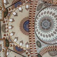 Купол мечети Шехзаде в Стамбуле. Архитектор Синан :: Ирина Лепнёва
