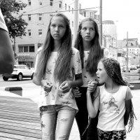 Три сестры :: Михаил Зобов