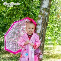Летний дождь :: Инна Дерябина