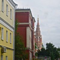 уголок Москвы :: Елена