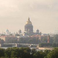 Панорама на Дворцовый мост :: Алексей Сильников