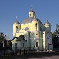 Троицкий храм. Гринево. Брянская область :: MILAV V