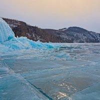 Лёд Байкала :: Анатолий Иргл