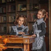 Школьная оттепель :: Yana Sergeenkova