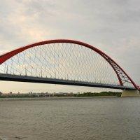Бугринский мост :: ДенKZ341 ***